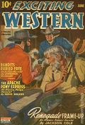 Exciting Western (1940-1953 Better Publications) Pulp Vol. 7 #3
