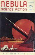 Nebula Science Fiction (1952-1959 Crownpoint) UK Edition 11