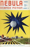 Nebula Science Fiction (1952-1959 Crownpoint) UK Edition 24
