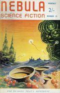 Nebula Science Fiction (1952-1959 Crownpoint) UK Edition 25