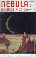 Nebula Science Fiction (1952-1959 Crownpoint) UK Edition 26