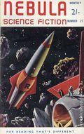 Nebula Science Fiction (1952-1959 Crownpoint) UK Edition 27