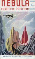 Nebula Science Fiction (1952-1959 Crownpoint) UK Edition 30