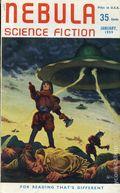 Nebula Science Fiction (1952-1959 Crownpoint) UK Edition 34
