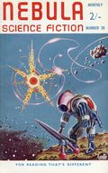 Nebula Science Fiction (1952-1959 Crownpoint) UK Edition 36
