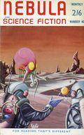 Nebula Science Fiction (1952-1959 Crownpoint) UK Edition 40