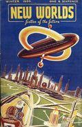 New Worlds Science Fiction (Nova Publications UK) Vol. 3 #8