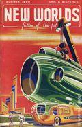 New Worlds Science Fiction (Nova Publications UK) Vol. 3 #7