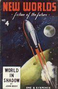 New Worlds Science Fiction (Nova Publications UK) Vol. 2 #4