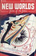 New Worlds Science Fiction (Nova Publications UK) Vol. 2 #6