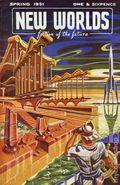 New Worlds Science Fiction (Nova Publications UK) Vol. 3 #9