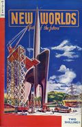 New Worlds Science Fiction (Nova Publications UK) Vol. 4 #12