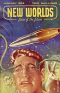 New Worlds Science Fiction (Nova Publications UK) Vol. 5 #13