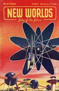 New Worlds Science Fiction (Nova Publications UK) Vol. 6 #16