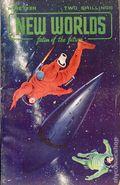New Worlds Science Fiction (Nova Publications UK) Vol. 7 #19