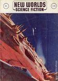 New Worlds Science Fiction (Nova Publications UK) Vol. 7 #21