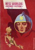 New Worlds Science Fiction (Nova Publications UK) Vol. 10 #28