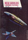 New Worlds Science Fiction (Nova Publications UK) Vol. 12 #34