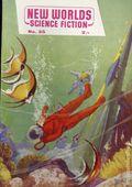 New Worlds Science Fiction (Nova Publications UK) Vol. 12 #35