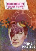 New Worlds Science Fiction (Nova Publications UK) Vol. 13 #39