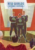 New Worlds Science Fiction (Nova Publications UK) Vol. 16 #47