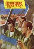New Worlds Science Fiction (Nova Publications UK) Vol. 16 #48