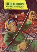 New Worlds Science Fiction (Nova Publications UK) Vol. 17 #50