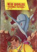 New Worlds Science Fiction (Nova Publications UK) Vol. 17 #51