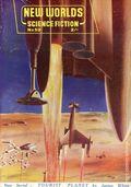 New Worlds Science Fiction (Nova Publications UK) Vol. 18 #52