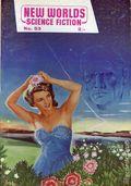 New Worlds Science Fiction (Nova Publications UK) Vol. 18 #53
