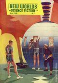 New Worlds Science Fiction (Nova Publications UK) Vol. 18 #54