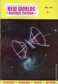 New Worlds Science Fiction (Nova Publications UK) Vol. 19 #56