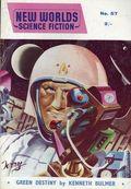 New Worlds Science Fiction (Nova Publications UK) Vol. 19 #57