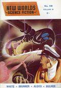 New Worlds Science Fiction (Nova Publications UK) Vol. 20 #58