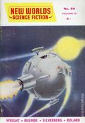 New Worlds Science Fiction (Nova Publications UK) Vol. 20 #59