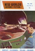New Worlds Science Fiction (Nova Publications UK) Vol. 20 #60