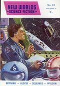 New Worlds Science Fiction (Nova Publications UK) Vol. 21 #61