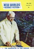 New Worlds Science Fiction (Nova Publications UK) Vol. 21 #62