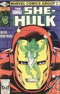 Savage She-Hulk (1980) 6