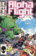 Alpha Flight (1983 1st Series) 29