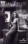 X-Files Season 10 (2013 IDW) 1RE.HAST