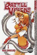 Battle Vixens GN (2004-2011 Tokyopop Digest) 1-REP