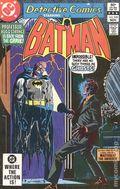 Detective Comics (1937 1st Series) 520