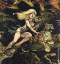 Mark Schultz Portfolio HC (2015 Flesk Publications) The Complete Various Drawings 1-1ST