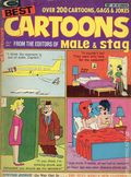 Best Cartoons from the Editors of Male & Stag (1970-1975 Magazine Management Co.) Vol. 4 #4
