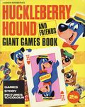 Huckleberry Hound and Friends Giant Games Books SC (1967) 1-1ST