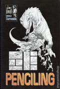 Joe Kubert's World of Cartooning Penciling HC (1998 Tell-A-Graphics) 1-1ST