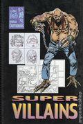 Joe Kubert's World of Cartooning Super Villains HC (1998 Tell-A-Graphics) 1-1ST