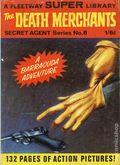 Fleetway Super Library Secret Agent Series (1967-1968 Fleetway) 8