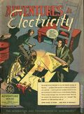 Adventures in Electricity (1946) General Electric Giveaway 0